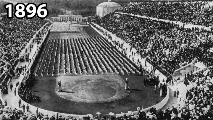 10 lucruri despre prima editie a jocurilor olimpice de vara din 1896