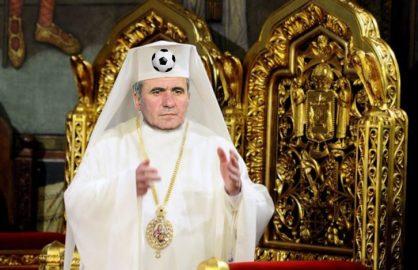 """Gheorghe Hagi isi face religie! Se va numi """"Religia binelui si nu a raului"""""""