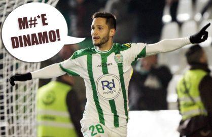 """Se vede ca a crescut in Spania! Florin Andone nu stie ce inseamna """"M*ie Dinamo!"""""""