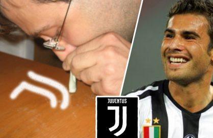 Noul logo al lui Juventus este dedicat unei legende a clubului: Adrian Mutu