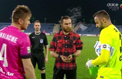 Alexandru Tudor vrea uniforme in carouri rosii si negre pentru arbitri