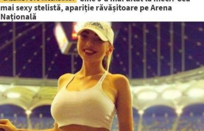 Redactia unui ziar sportiv a fost inchisa temporar pentru curatarea urmelor de sperma!