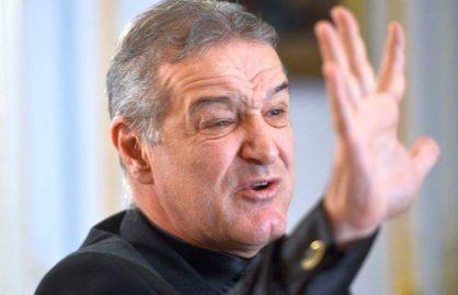 Gigi Becali, convins ca va castiga Liga Campionilor dupa ce a avut o viziune!