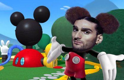 Contract beton pentru Marouane Fellaini! Mijlocasul lui United a semnat cu Disney!