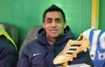 Banel candidat surpriza la Gheata de aur! Are 14 goluri in 8 meciuri la CS Faurei