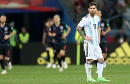 """Messi: """"Am uitat sa va spun ca eu m-am retras de la nationala inainte de mondial, deci nu se pune"""""""
