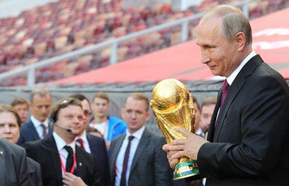 "Putin: ""Daca ne grabeam putin, Romania era si ea gazda la Campionatul Mondial"""