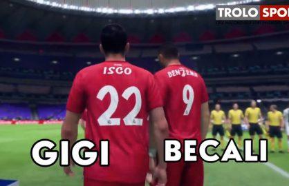 VIDEO! Gigi Becali a platit 1 milion de euro pentru ca suporterii din FIFA 19 sa ii strige numele