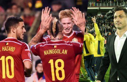 Speriata de pustii lui Radoi, Belgia U21 va juca amicalul cu echipa mare
