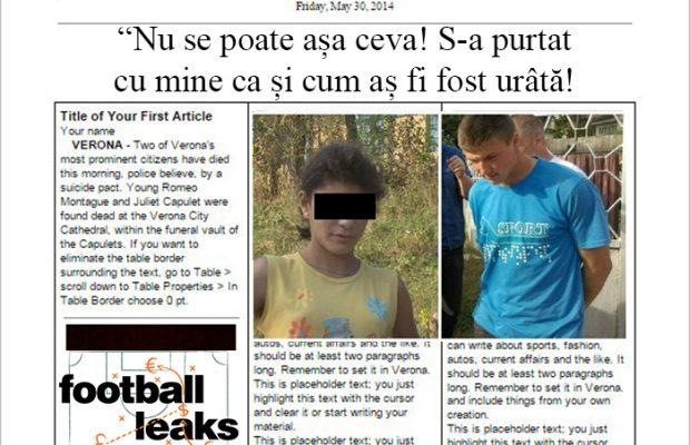 fotbalist acuzat de viol