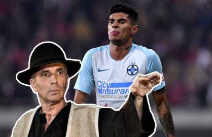 """Sindromul """"Lese"""" in fotbal! Coman a amenintat ca nu mai joaca dupa o noua cearta cu Filip"""