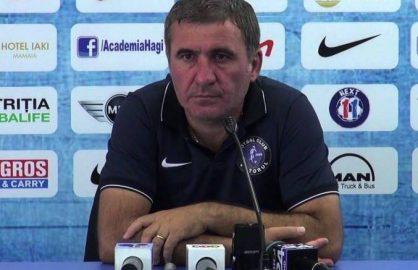 """Hagi, dupa infrangerea cu FCSB: """"Daca nu primeam doua goluri, nu pierdeam!"""""""