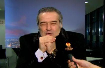 """Gigi Becali le vinde un pont celor de la Juventus pentru a se califica! """"Dati cu tamaie!"""""""