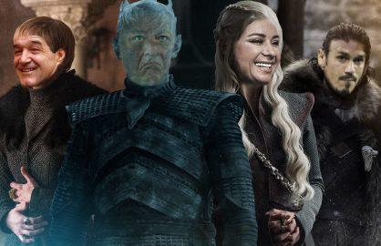 Game of Thrones sezonul 8 – Personajele din sezonul final si corespondentii din fotbalul romanesc