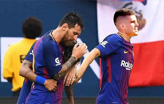 hagi barcelona