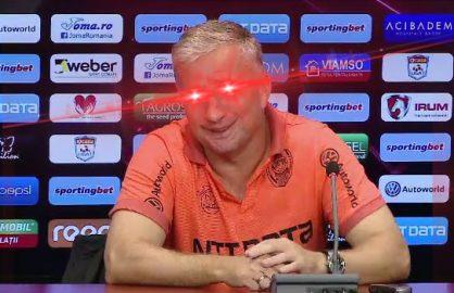 """Dan Petrescu dezvaluie planurile pentru returul cu Celtic! """"Trebuie sa castigam cu 1-0 si sa ne calificam!"""""""
