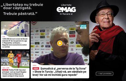 Top advertising! In timp ce scrollezi GSP-ul, Mihai Sora pierde cate un articol vestimentar