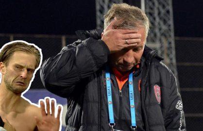 """Dan Petrescu l-a trimis la echipa a doua pe Djokovic! """"Trebuia sa se termine 1-0!"""""""