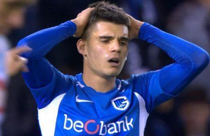 """Ianis vrea sa plece de la Genk! """"Fotbalul belgian nu-l merita!"""""""