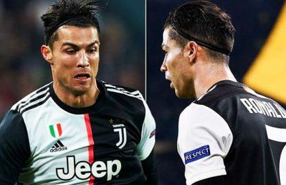 "Dupa celebra coronita, Ronaldo a fost vazut purtand si un ""sutien"" pentru testicule"