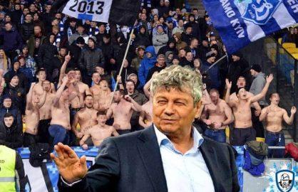 Mircea Lucescu, scrisoare de dragoste pentru ultrasii lui Dinamo Kiev