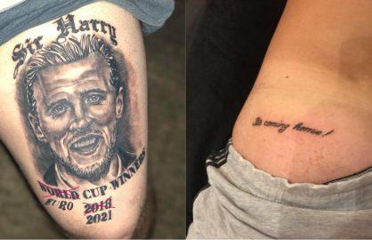 Fenomen interesant: Mai multi englezi si-au facut tatuaje pe care le vor regreta!